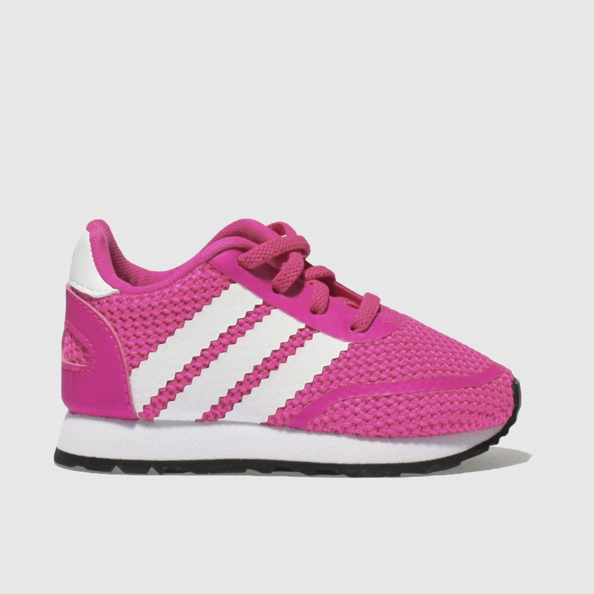 Adidas Pink N-5923 El Girls Toddler Toddler