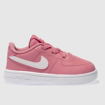 Nike Pink Force 1 18 Bt Girls Toddler
