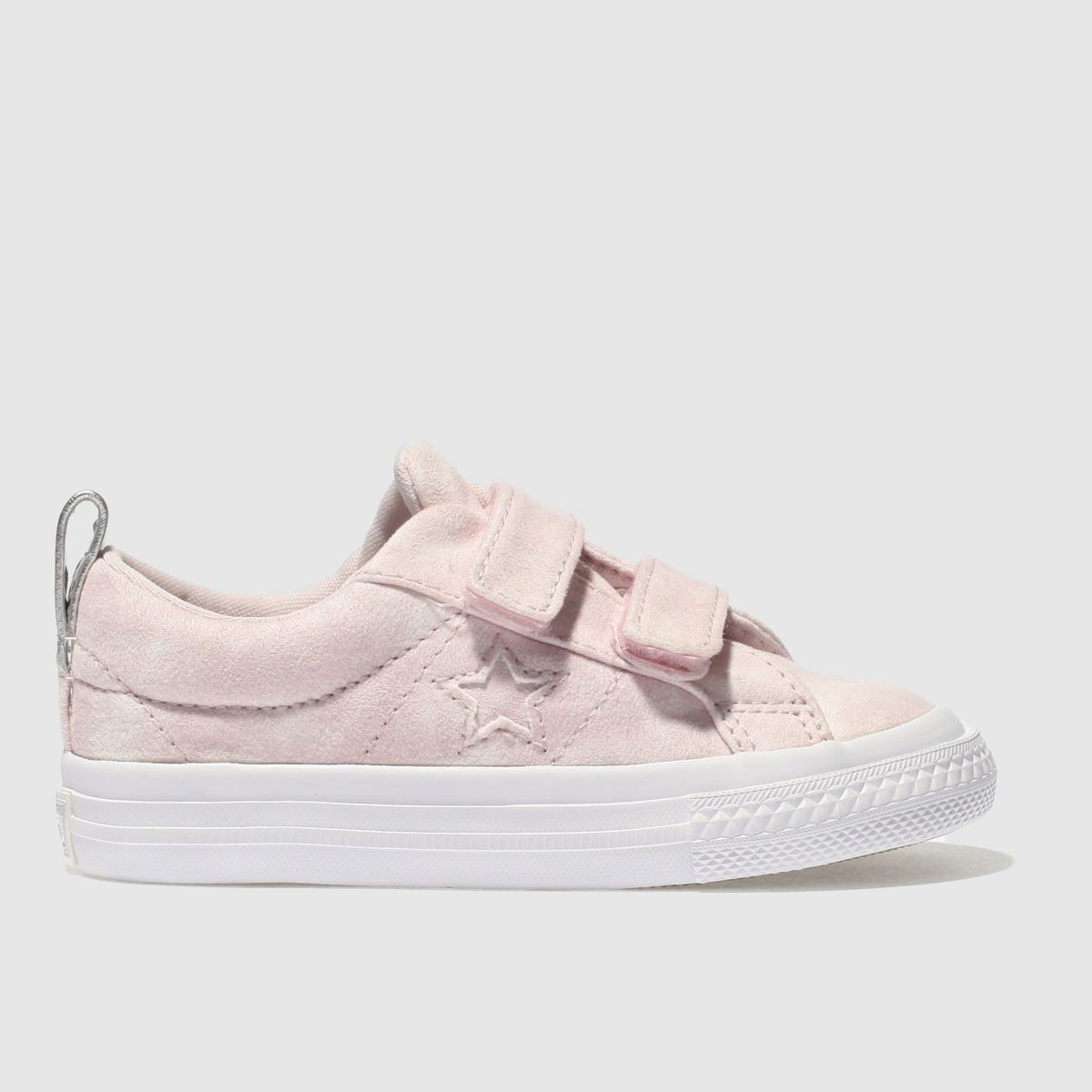 Converse Pale Pink One Star Ox 2v Girls Toddler Toddler