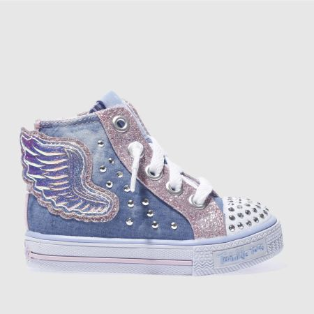 skechers shuffles wonder wings 1