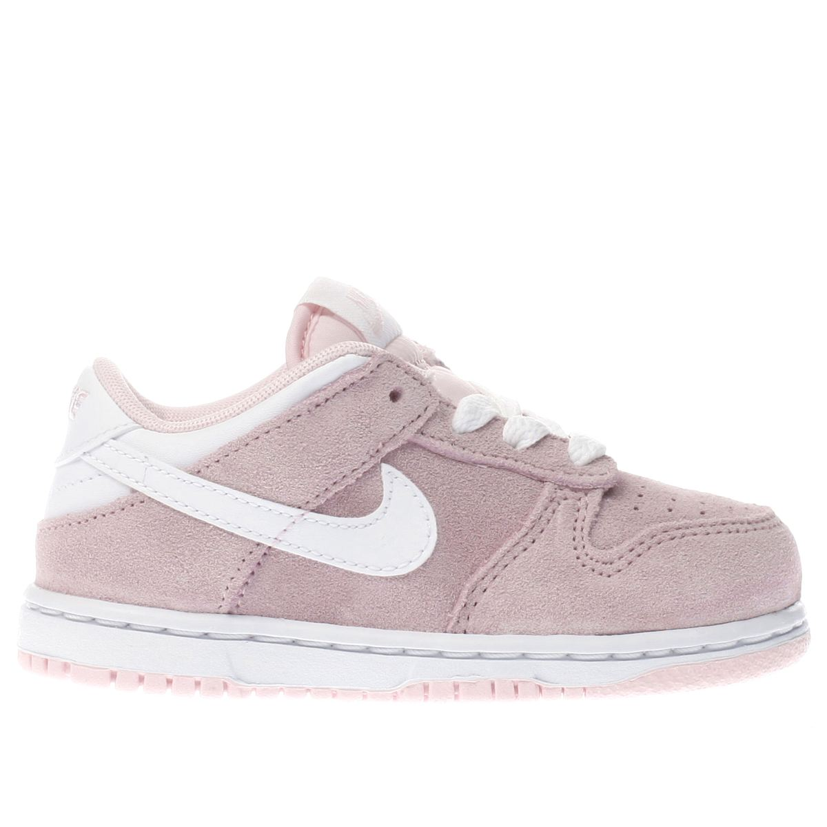 nike pink dunk low Girls Toddler Trainers