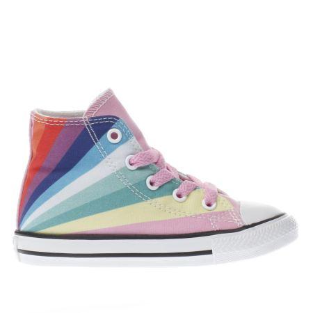 converse all star ox rainbow 1