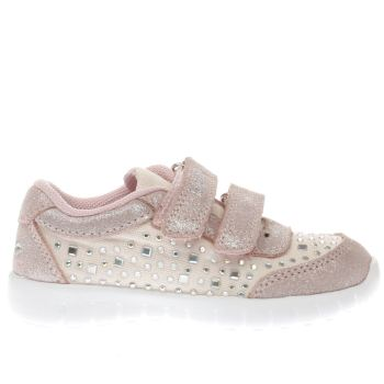 Lelli Kelly Pink Eva Sneaker Girls Toddler