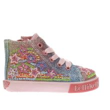 Lelli Kelly Pink Rainbow Star Girls Toddler