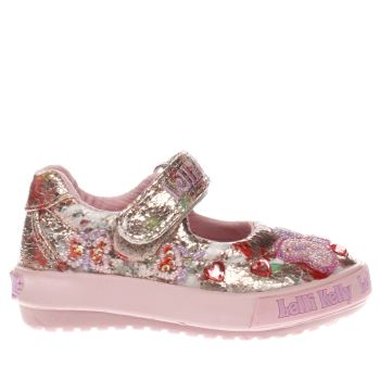 Lelli Kelly Pink Flutterby Dolly Girls Toddler