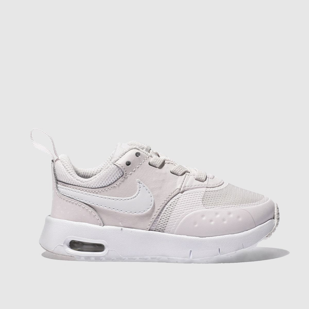 nike pale pink air max vision Girls Toddler Trainers