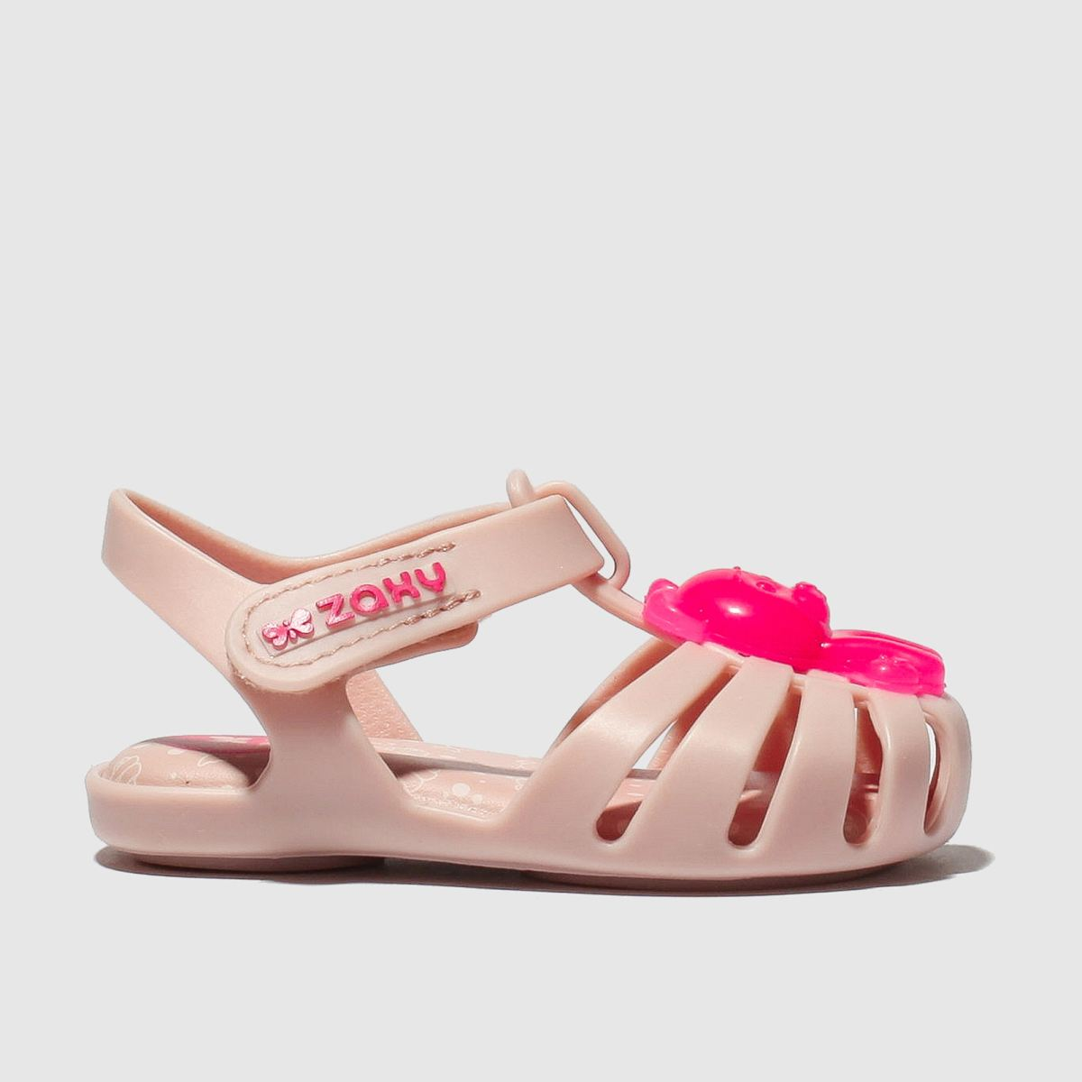 Zaxy Zaxy Pale Pink Baby Gummy Bear Sandals Toddler
