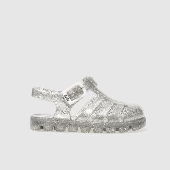 Girls Juju Jellies Clear Juju Nino Girls Toddler