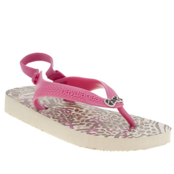 Girls Havaianas Multi Baby Chic Girls Toddler