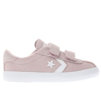 Converse Pink Breakpoint 2V Girls Toddler