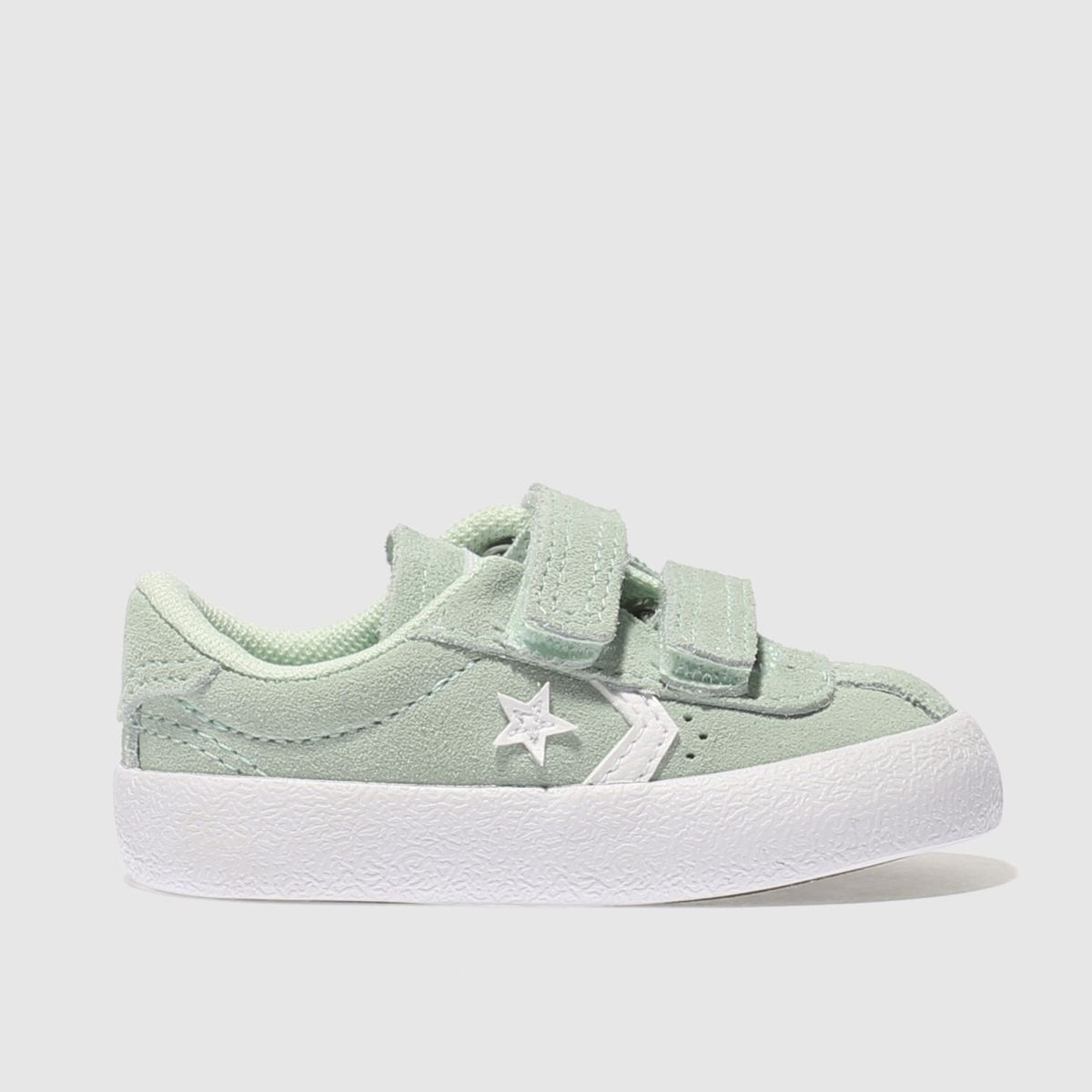 converse light green breakpoint 2v Girls Toddler Trainers