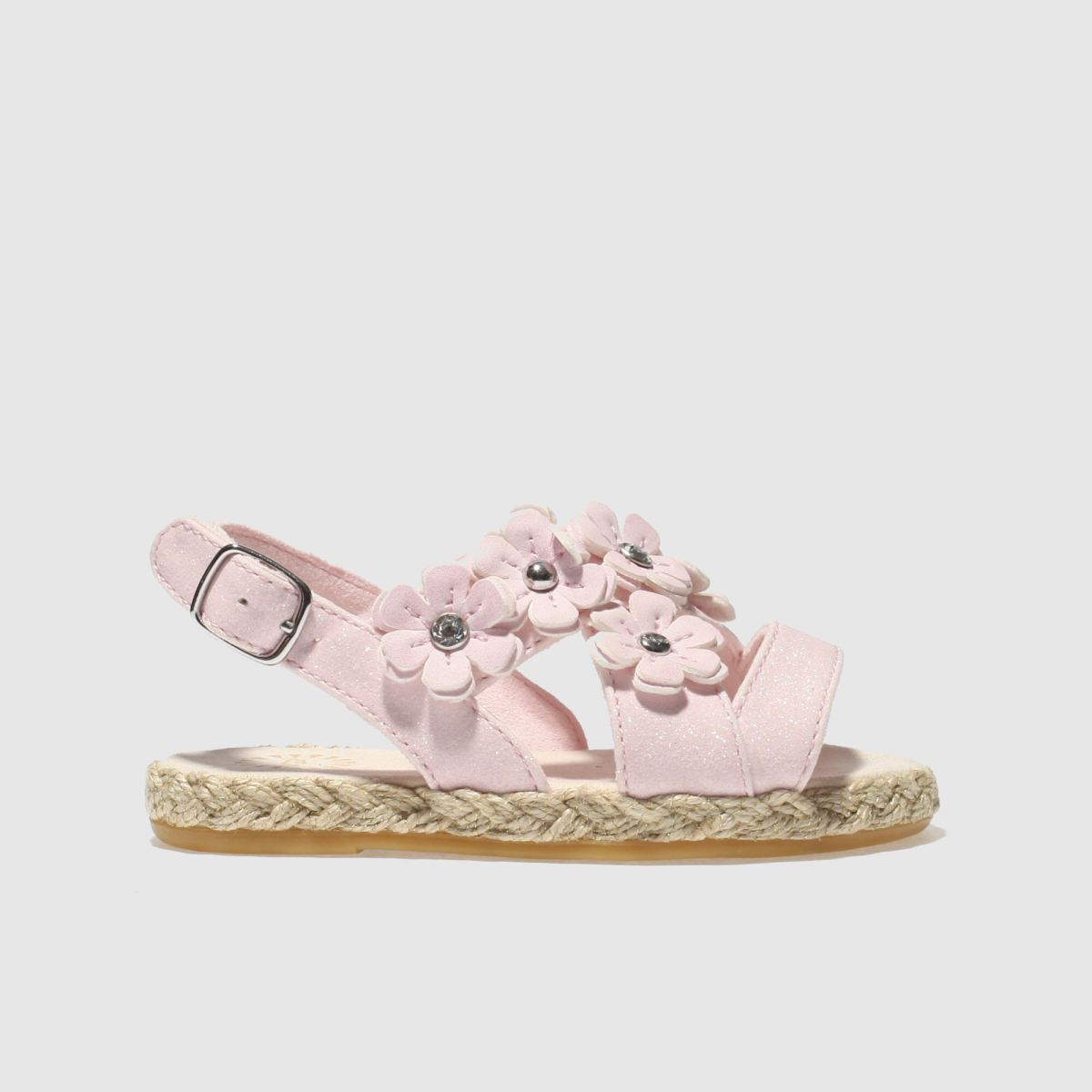 Ugg Pale Pink Allairey Sparkles Trainers Toddler