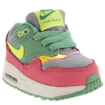 Nike Multi Air Max 1 Girls Toddler