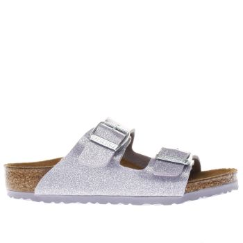 Birkenstock Lilac Arizona Girls Toddler