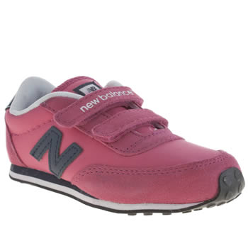 New Balance Pink 410 Girls Toddler
