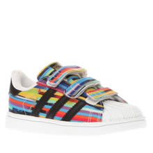 Adidas Multi Superstar Mesh Girls Toddler