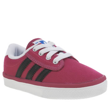 Adidas Pink Kiel Girls Toddler