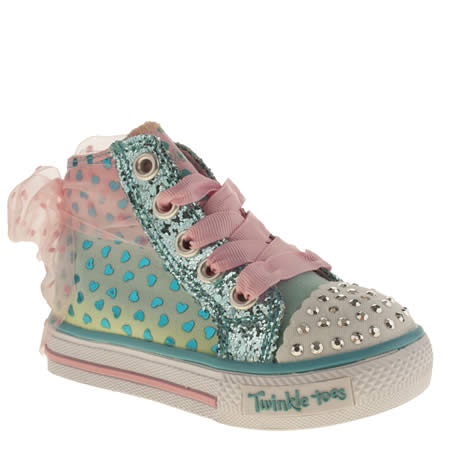 skechers twinkle toes shuffle 1