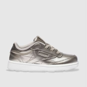 Reebok Bronze Club C 85 Girls Toddler