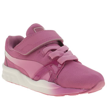 Puma Pink Xt S Girls Toddler