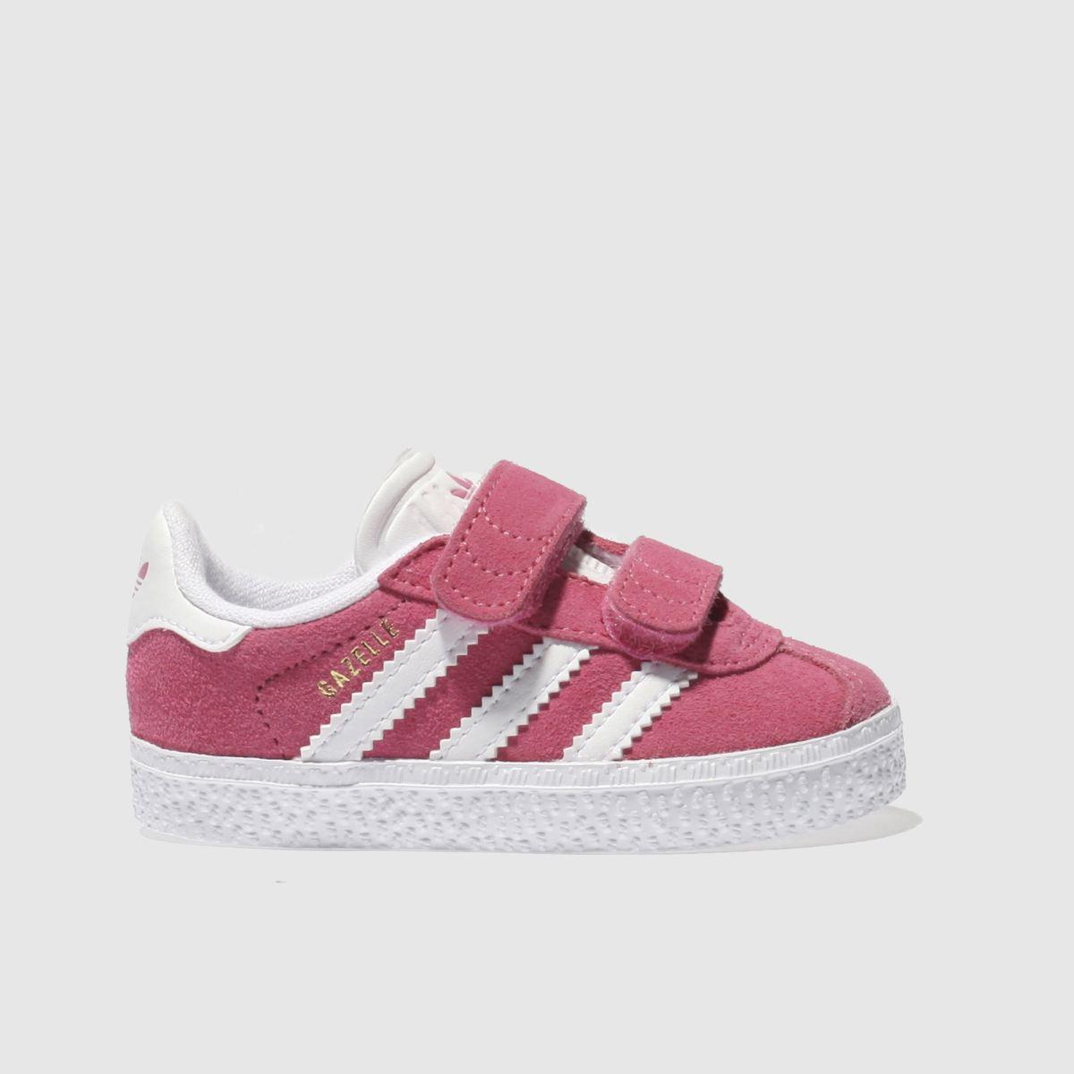 Adidas Pink Gazelle Girls Toddler Toddler