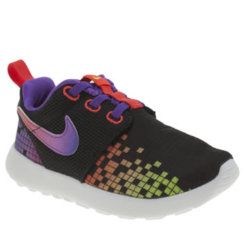 Nike Multi Roshe One Print Girls Toddler
