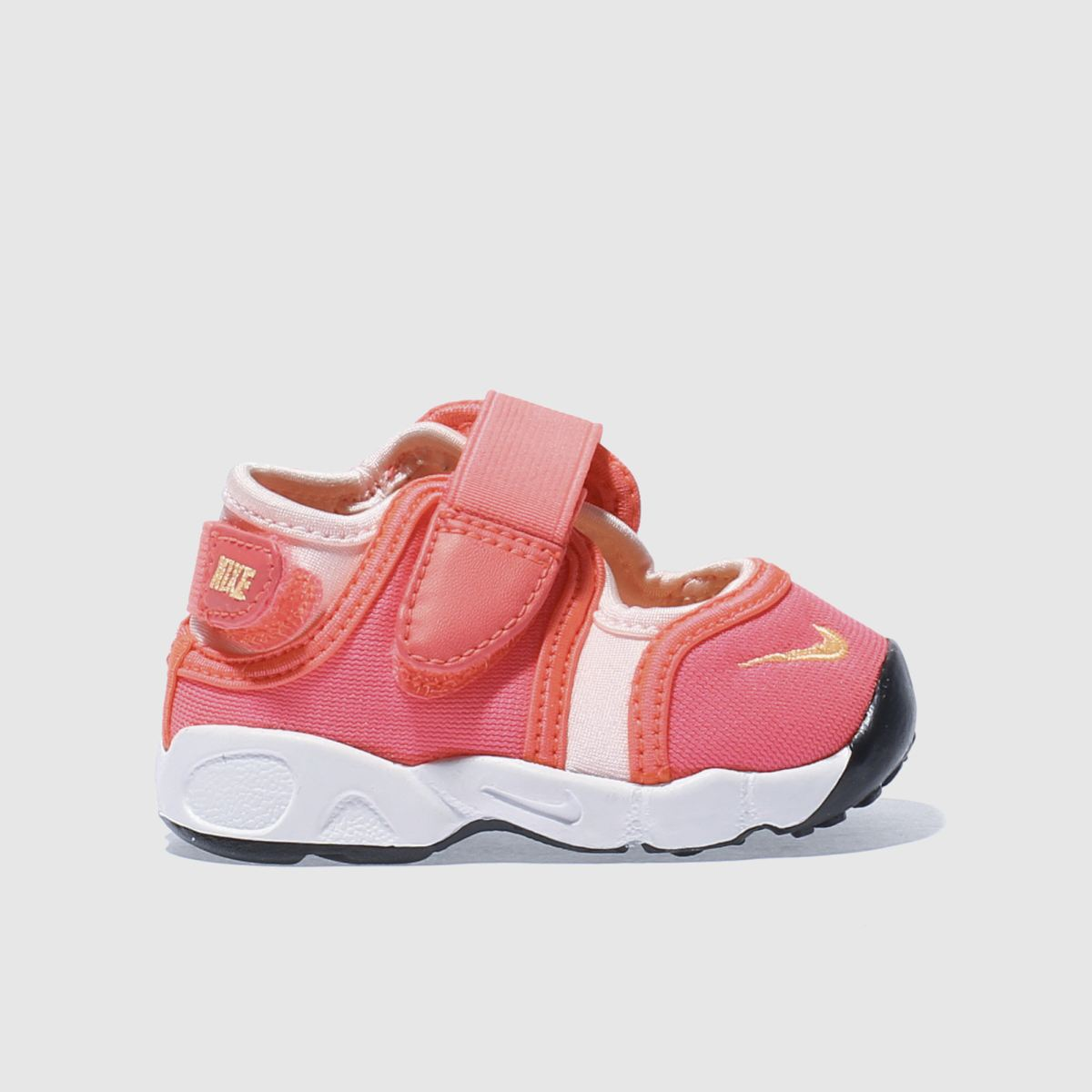 nike pink little rift Girls Toddler Trainers
