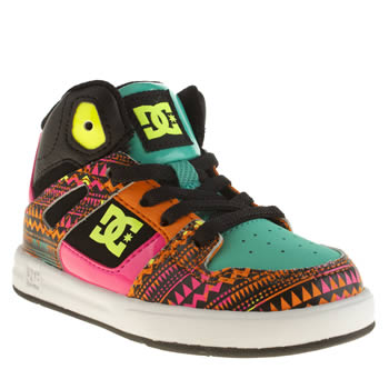 Dc Shoes Multi Rebound Girls Toddler