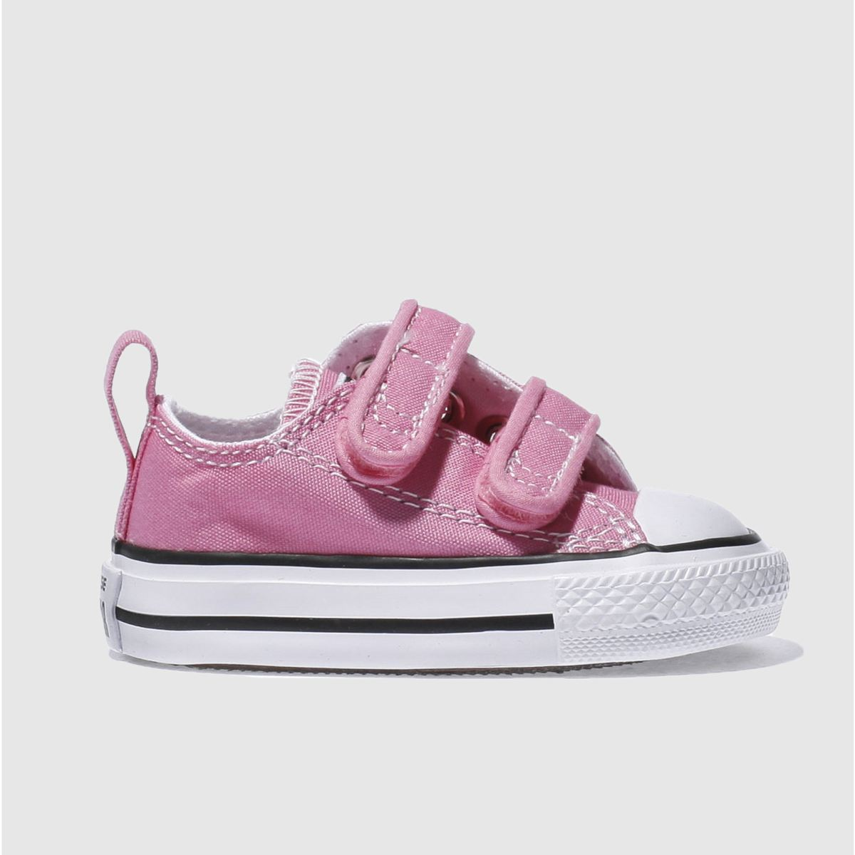 converse pink all star ox 2v Girls Toddler Trainers