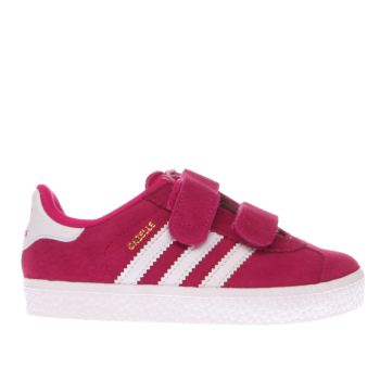 Adidas Pink Gazelle 2 Girls Toddler