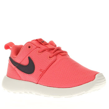 Nike Peach Roshe One Girls Junior