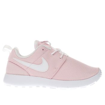 Nike Pale Pink Roshe One Girls Junior