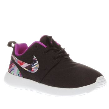 Nike Multi Roshe One Print Girls Junior
