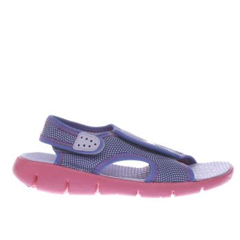 Nike Pink Sunray Adjust Girls Junior