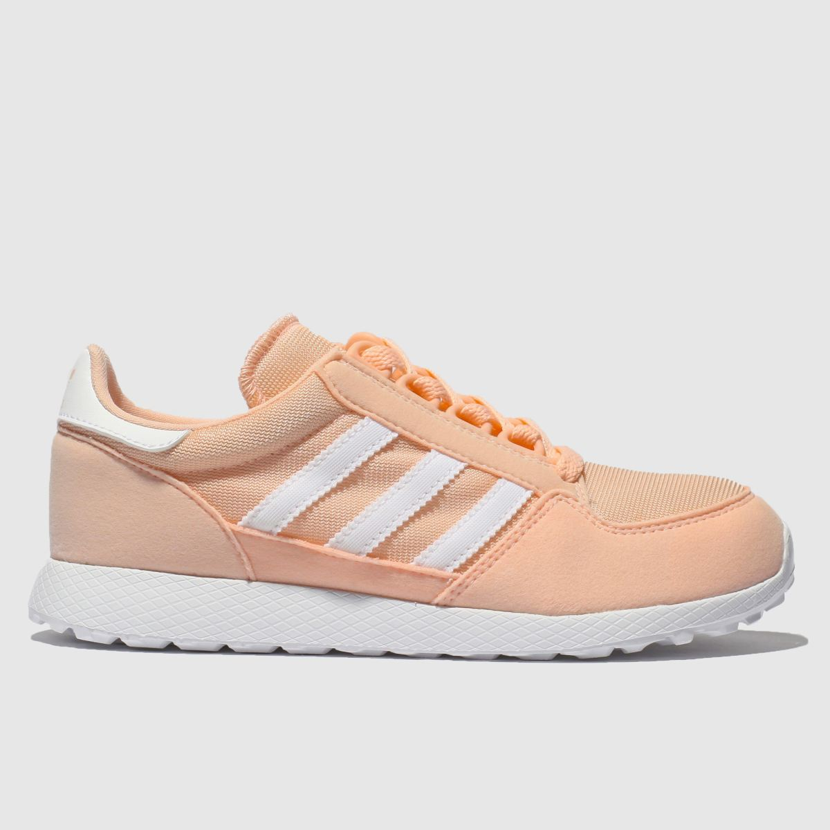 Adidas Peach Forest Grove Trainers Junior