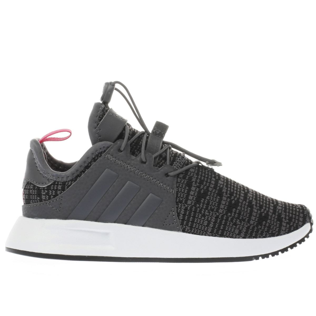 adidas grey x-plr Girls Junior Trainers
