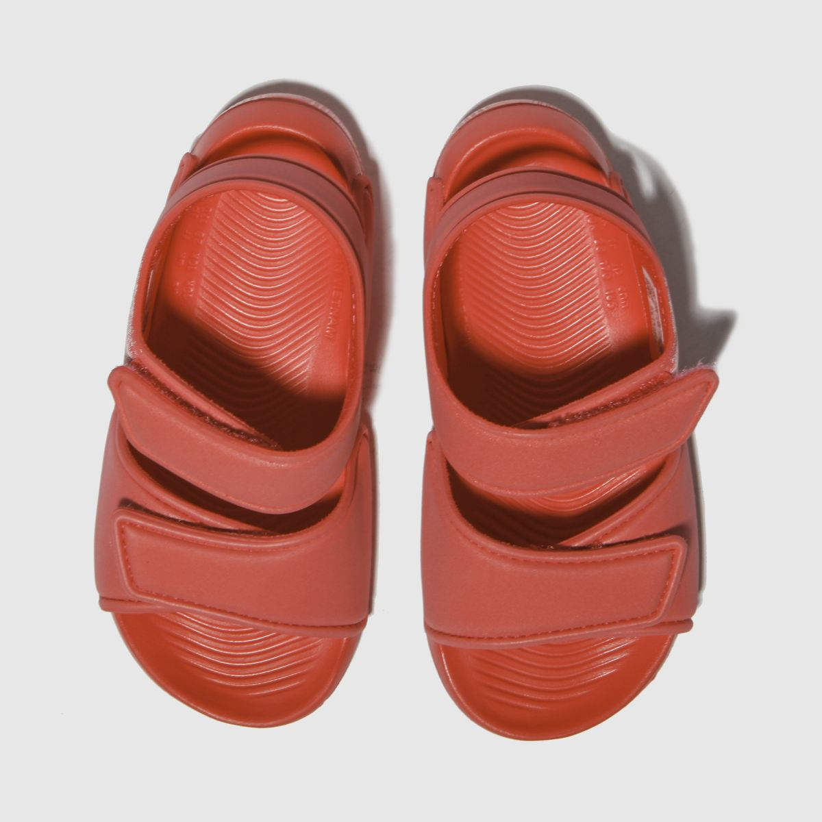 Adidas Pink Altaswim Trainers Junior