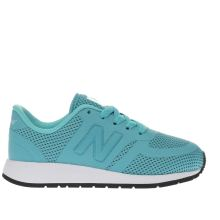 New Balance Turquoise 420 Girls Junior