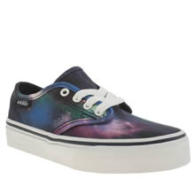 Vans Multi Camden Girls Junior