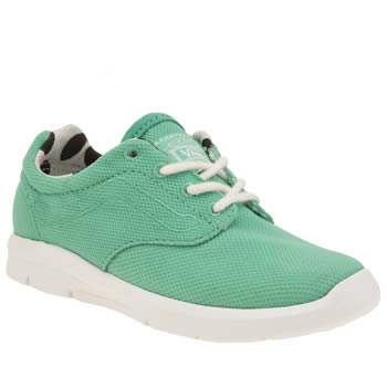 Vans Turquoise Iso 1-5 Girls Junior