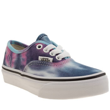 Vans Multi Authentic Girls Junior