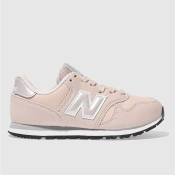 New Balance Pink 373 Girls Junior