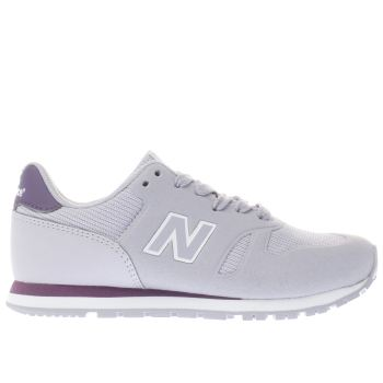 New Balance Lilac 373 Girls Junior