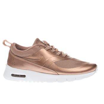 Nike Bronze Air Max Thea Se Girls Junior