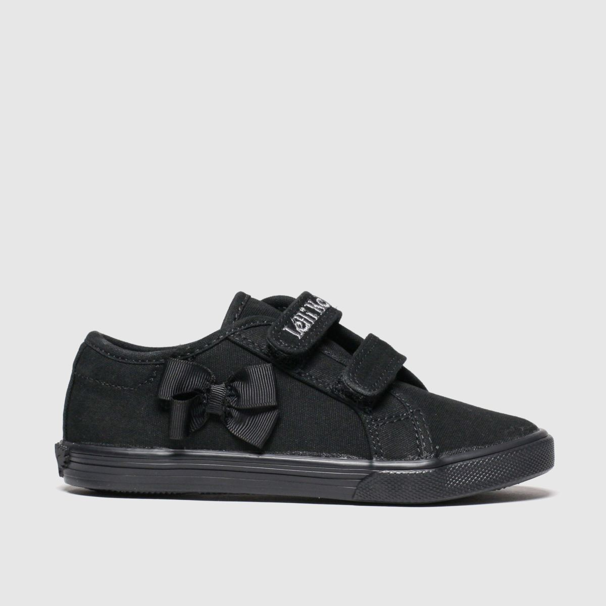 Lelli Kelly Lelli Kelly Black Lily Trainers Junior