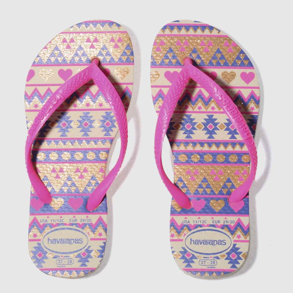 Havaianas Multi Slim Fashion Girls Junior Sandals