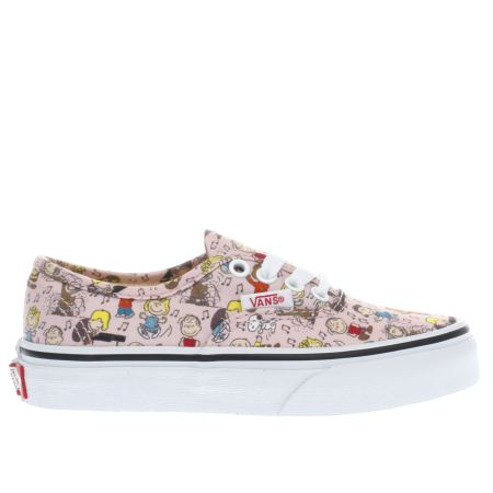 vans authentic peanuts dance 1