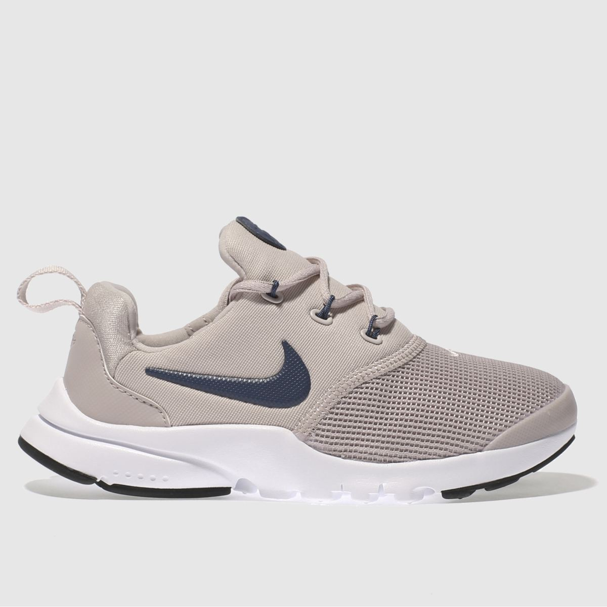 Nike Pale Pink Presto Fly Girls Junior Trainers
