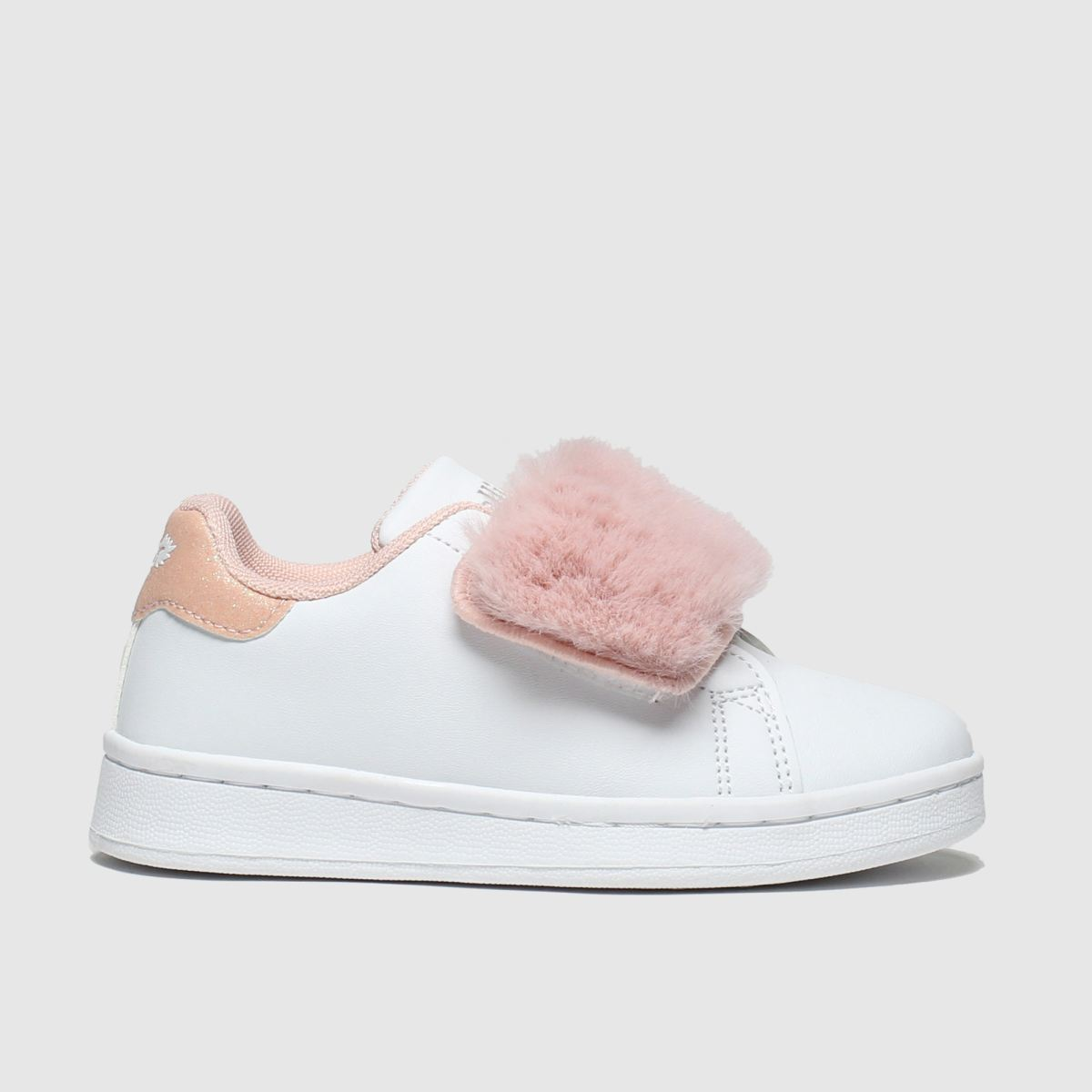 Lelli Kelly Lelli Kelly White & Pink Marina Trainers Junior