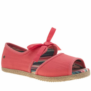 Ugg Australia Pink Ashleen Girls Junior